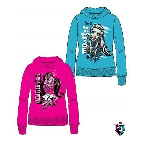 Monster High collegepaita hupulla
