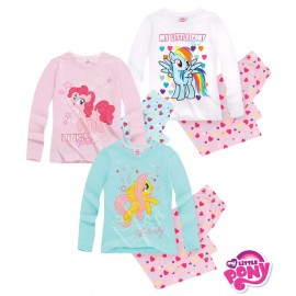 My little pony pyjama pitkahihainen