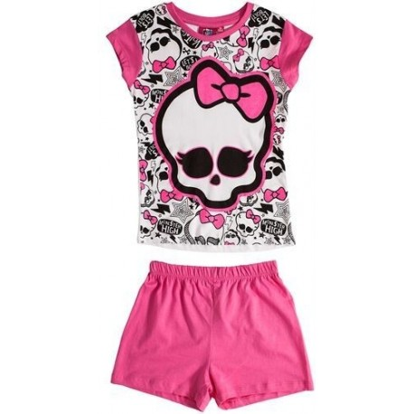 Monster High, Pyjama, Skull
