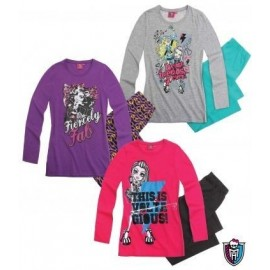 Monster High, Pyjama